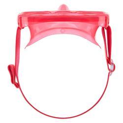 Tauchmaske Freediving FRD120 rosa