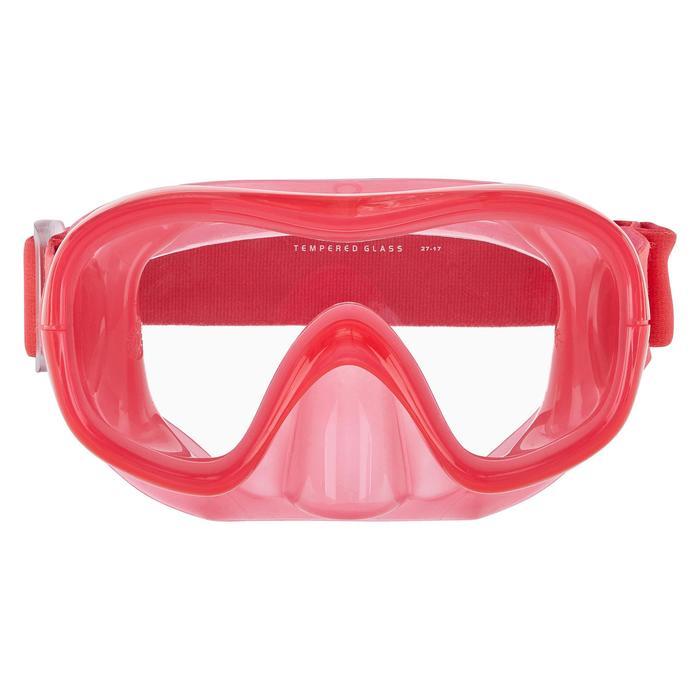 Masque de snorkeling 520 - 1423614