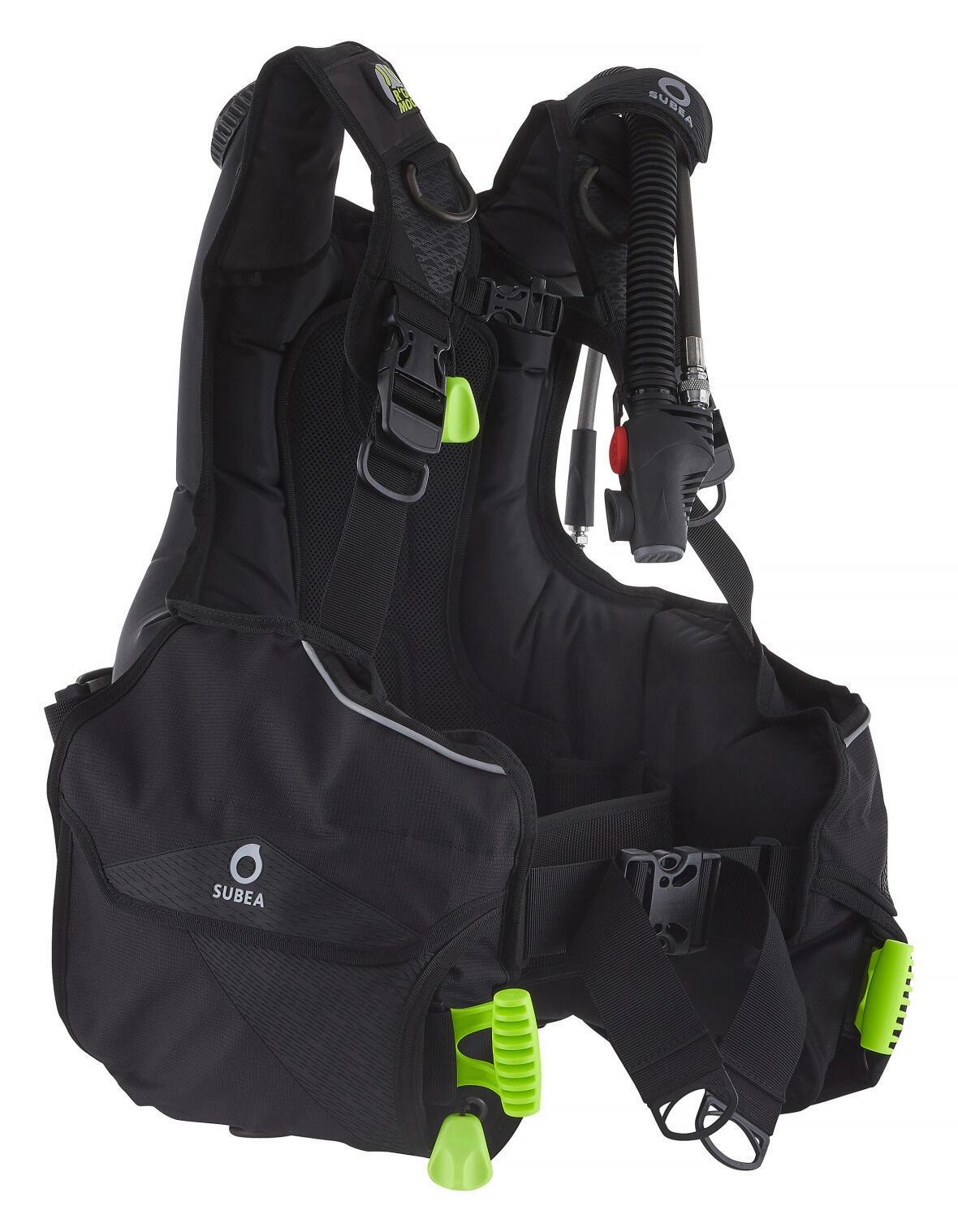 scd 500 n buoyancy comp vest