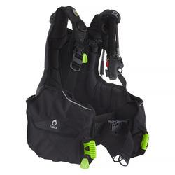 包覆式水肺潛水浮力控制背心SCD 500