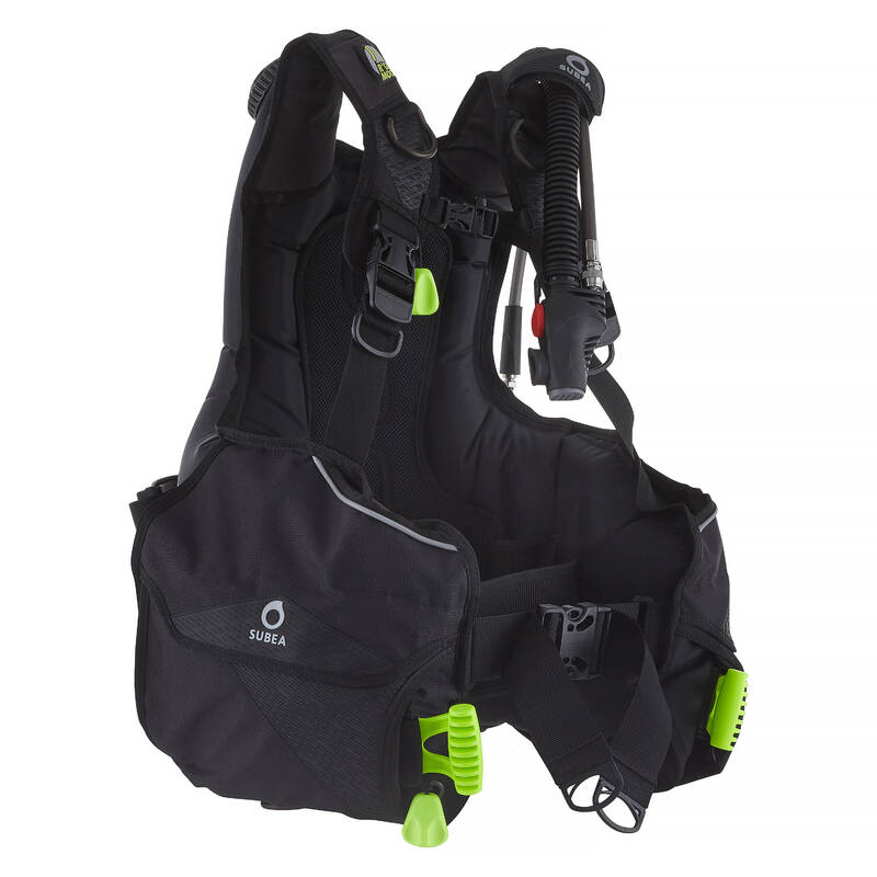 VYBAVENÍ A DOPLŇKY NA POTÁPĚNÍ Potápění a šnorchlování - POTÁPĚČSKÝ ŽAKET SCD 500 SUBEA - Potápění