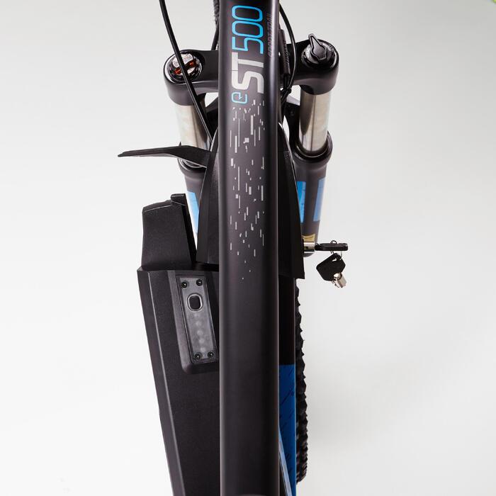 VELO VTT ELECTRIQUE E-ST500 V2 NOIR