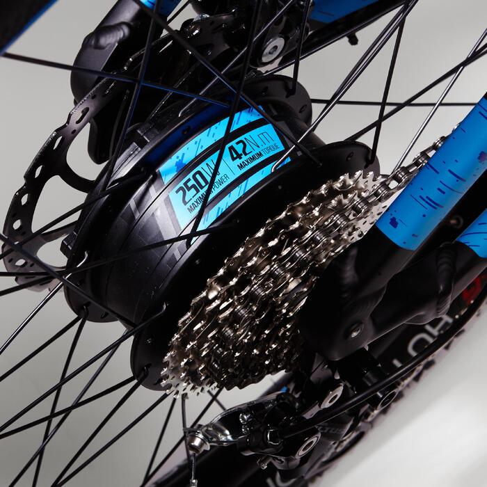 VTT électrique E-ST500 V2 noir