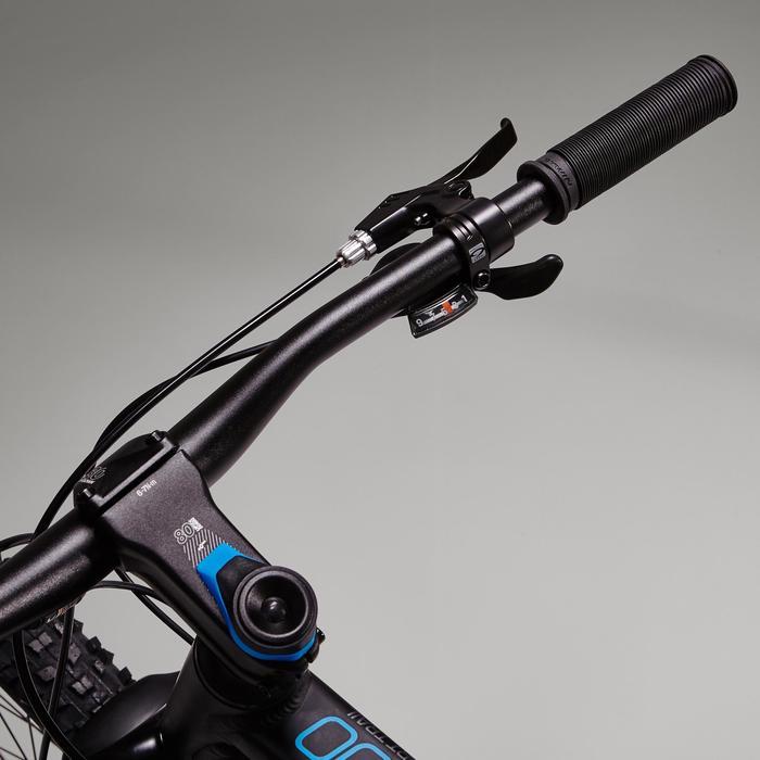 Elektrische MTB E-ST500 V2 zwart