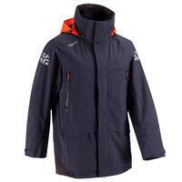 500 Men's Waterproof Sailing Jacket - Blue