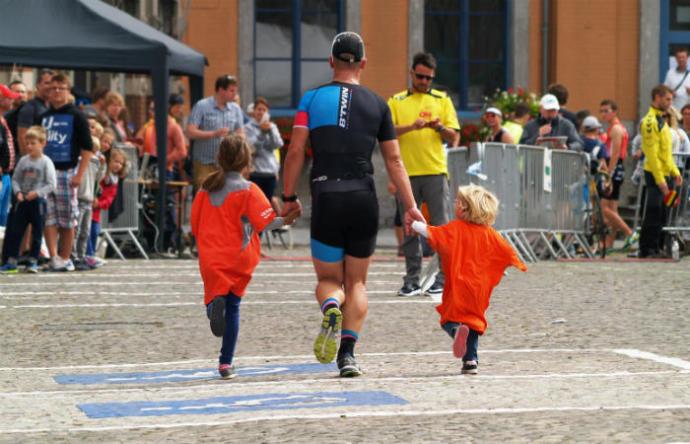 photo triathlon