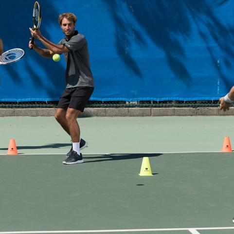La technique au tennis