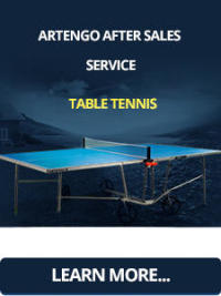 Artengo After sales services table tennis