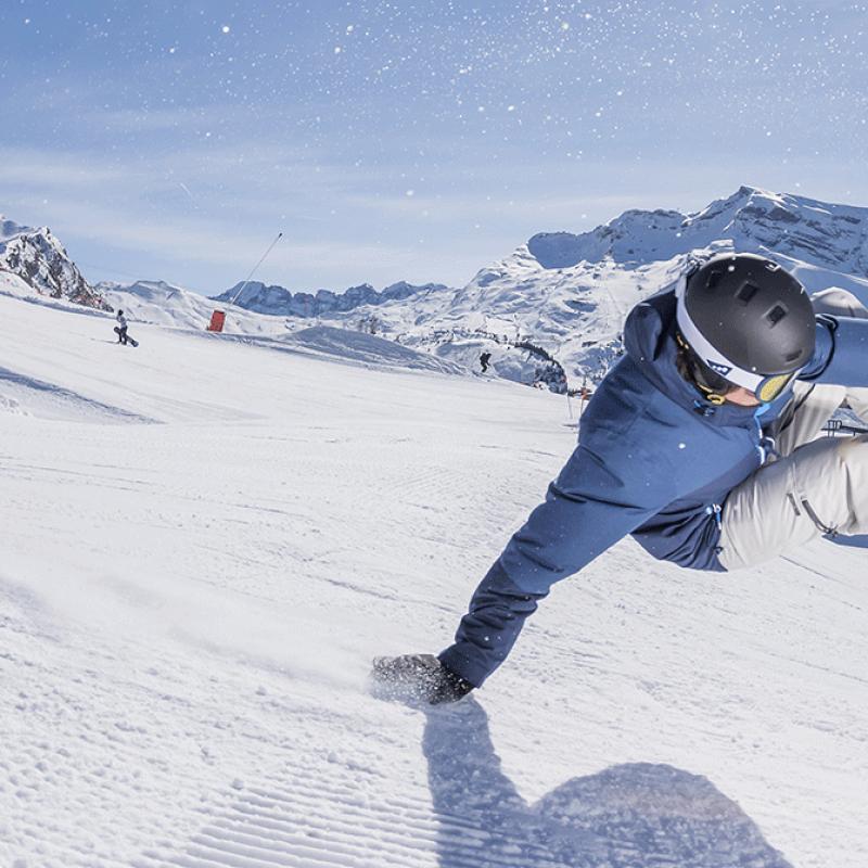 Como escolher o meu snowboard