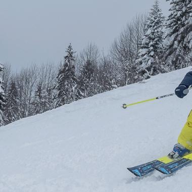 comment choisir des skis enfant