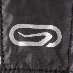Regenpet voor hardlopen zwart - 142442