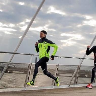 cc veste de running