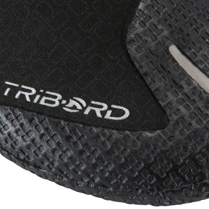Neoprenschuhe Surfen 900 5mm schwarz