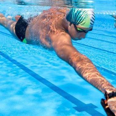 plaquettes de natation piscine