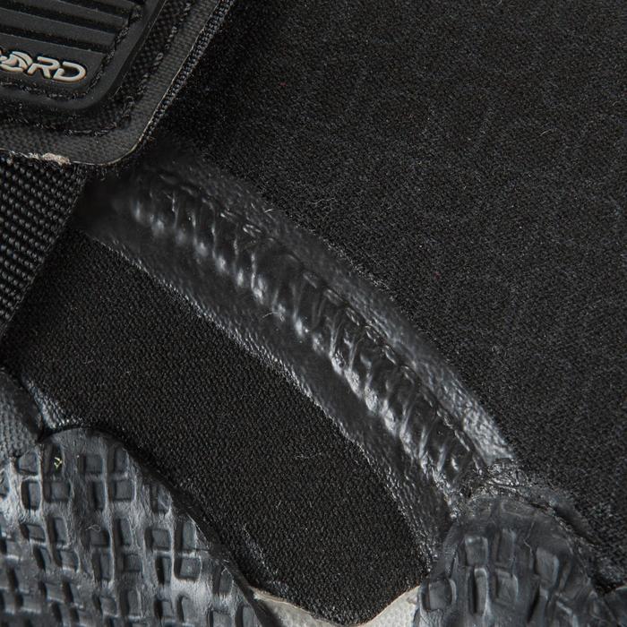Surflaarsjes 900 neopreen 5 mm zwart