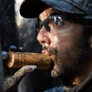 casque de chasse
