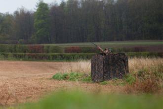 Come scegliere il riparo da caccia?