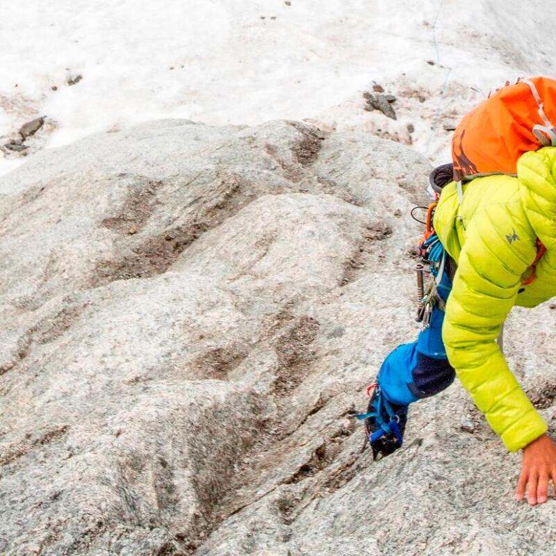 capacete de escalada