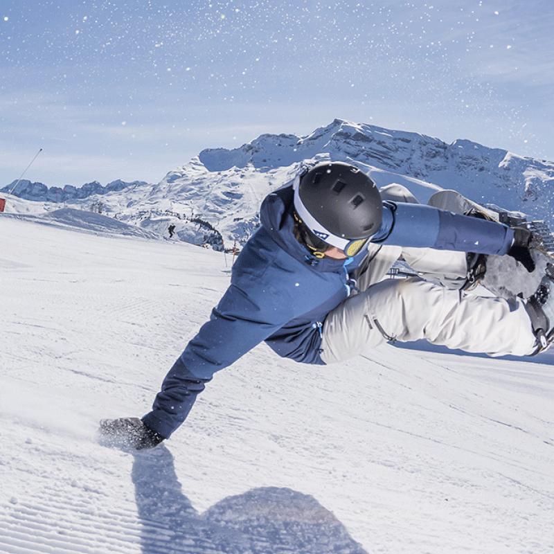 Como escolher botas de snowboard