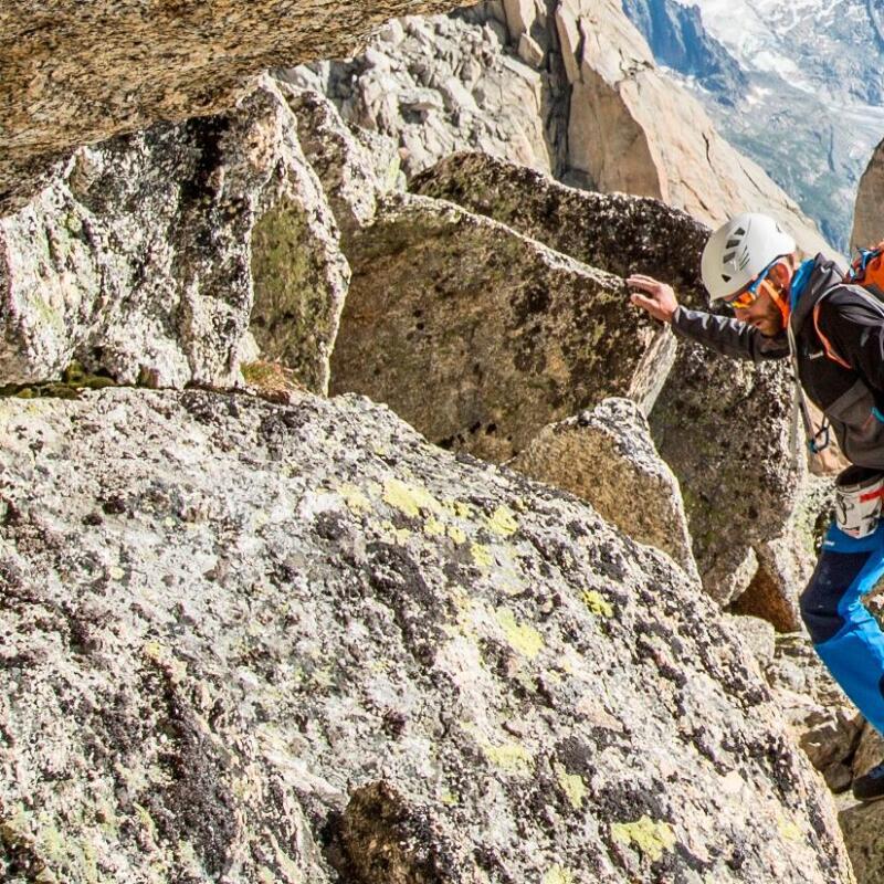 calçado alpinismo