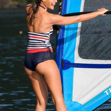 Plank om te windsurfen