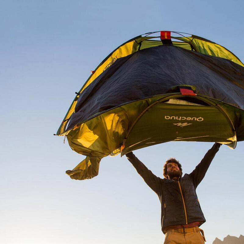 Comment choisir une tente de camping - titre