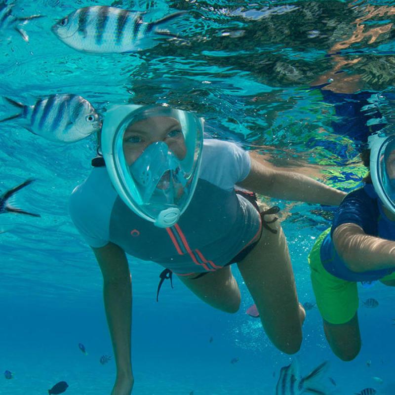 A la découverte des éco-gestes en snorkeling