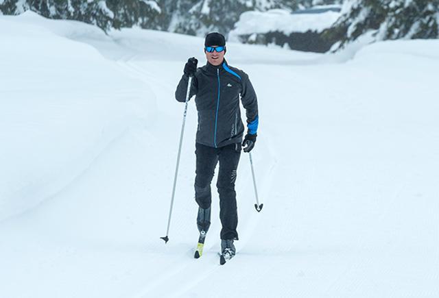 6788ff987d18a Choisir une pratique de ski de fond | Les conseils sportifs Décathlon