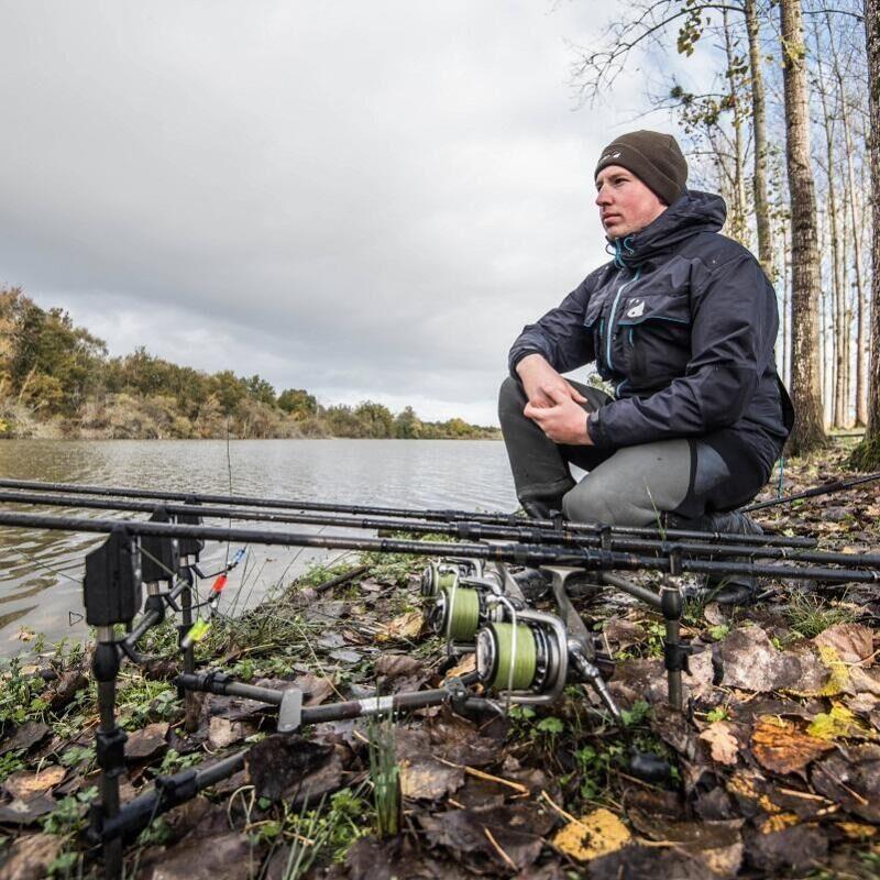 Quel équipement pour débuter la pêche de la carpe ?