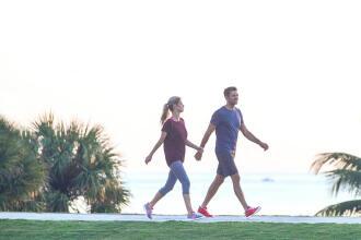 caminhada atlética