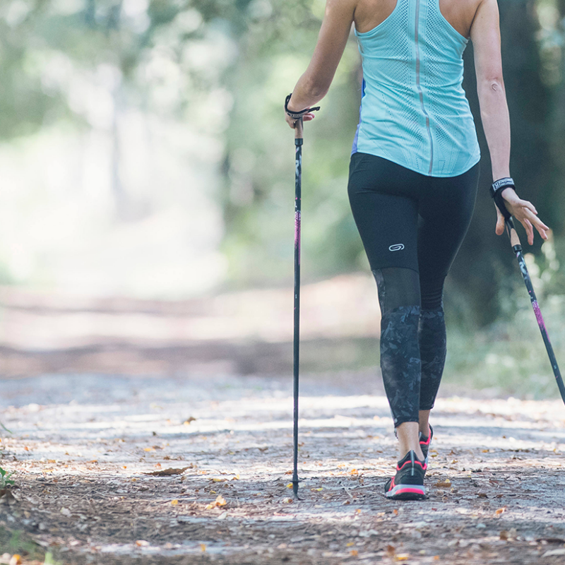DIFFERENCES BETWEEN WALKING, HIKING AND RUNNING