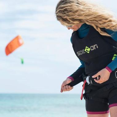 Comment choisir un harnais de kitesurf ?