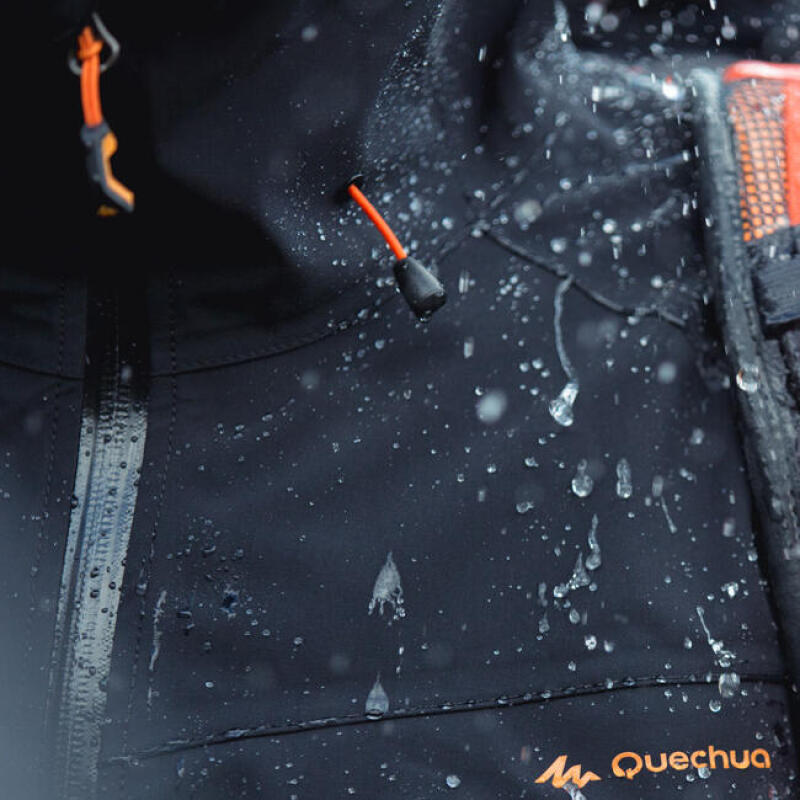 How do you measure the waterproofing of a hiking jacket? - title
