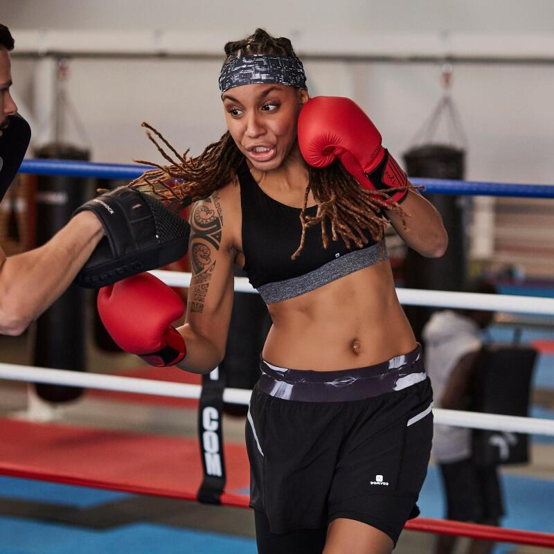 BOXING ISN'T JUST FOR MEN!