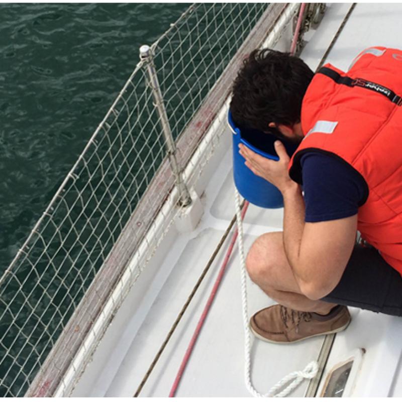 Comment lutter contre le mal de mer