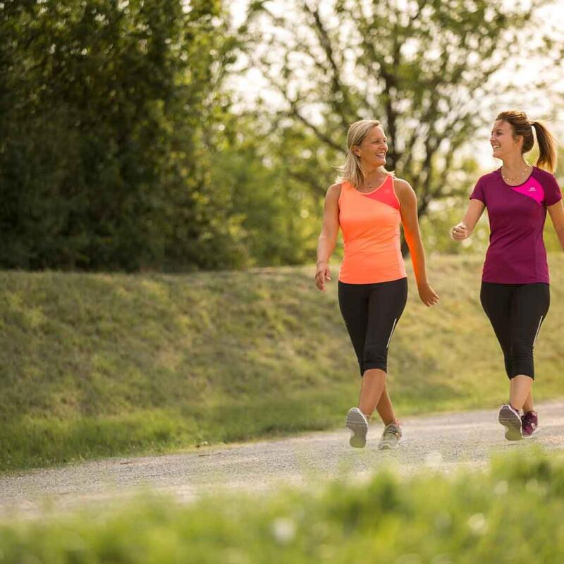 Why take up fitness walking?