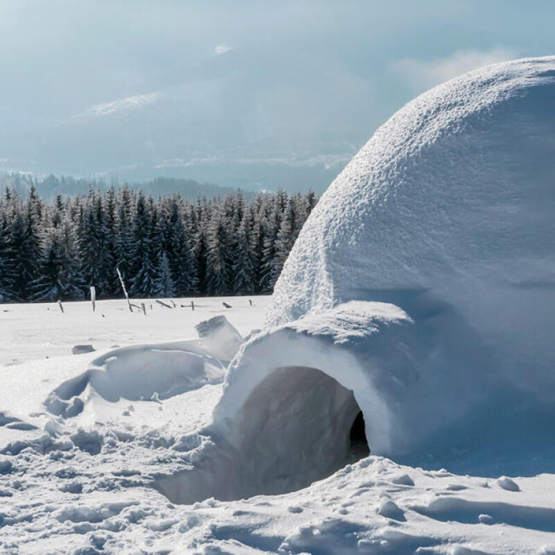 Comment construire son igloo