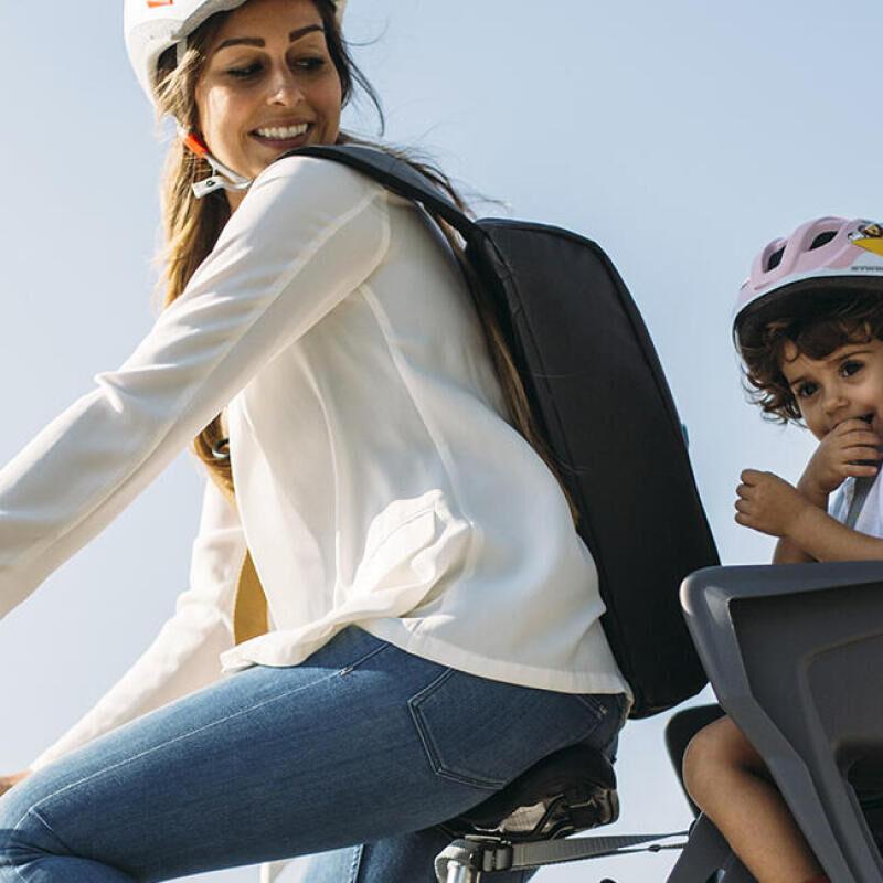 Emmener son enfant à vélo