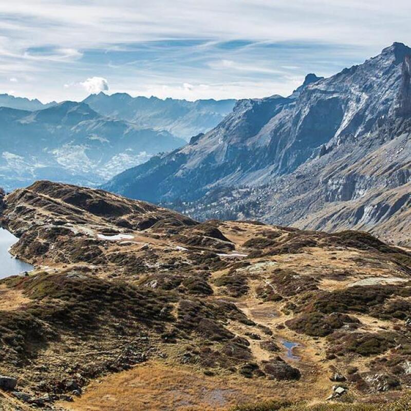 trek montagne trekking découverte
