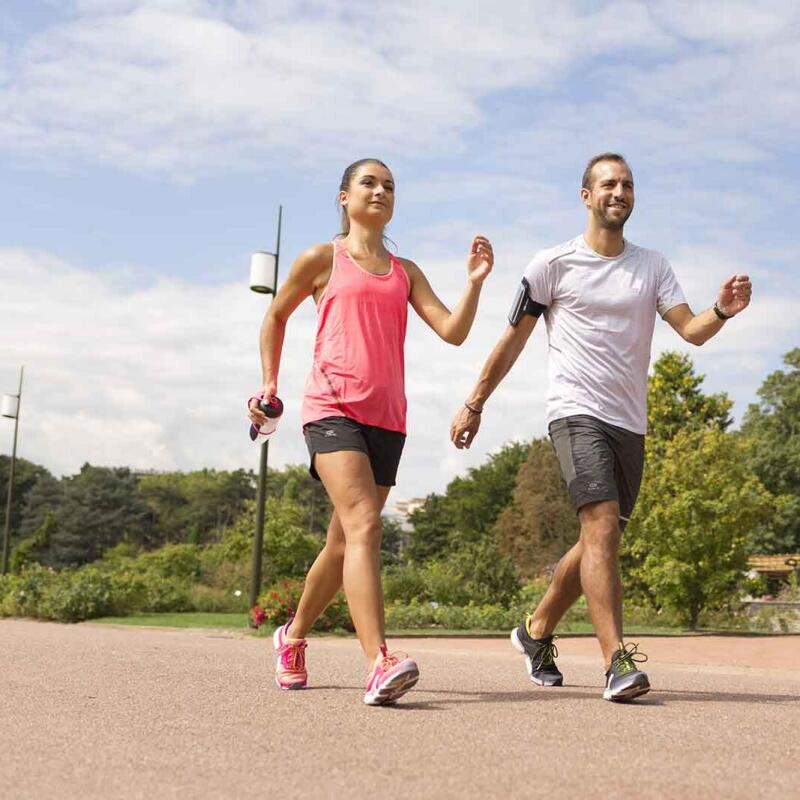 Marche athlétique: accessoires complémentaires et bons réflexes
