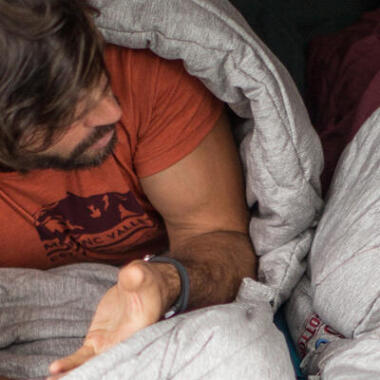 How to maintain a sleeping bag - title