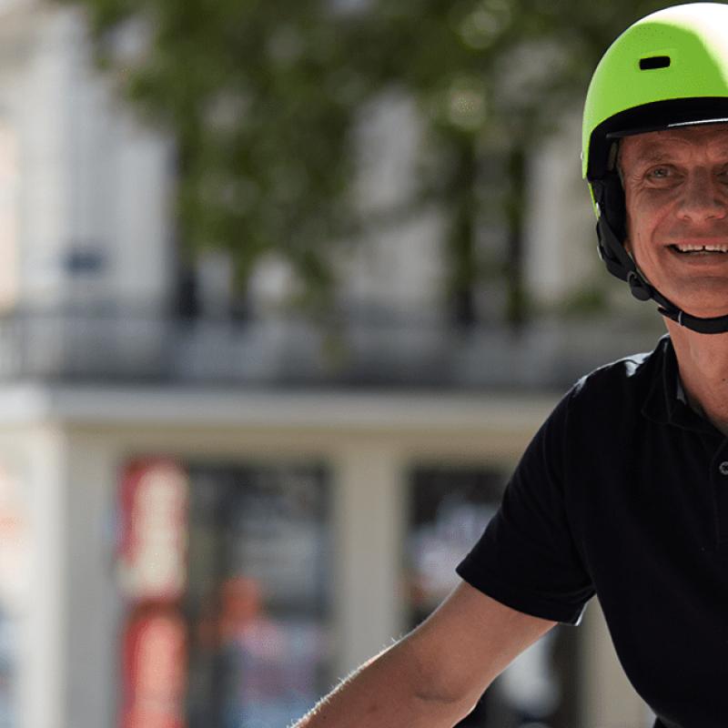 Le port du casque à vélo : un indispensable