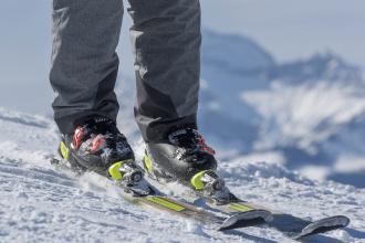 Como escolher as botas de ski