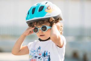 Como escolher os óculos de sol para bebé - Decathlon