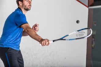 Como escolher a bola de squash
