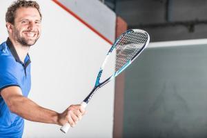 comment choisir un cordage de squash