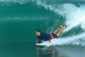 Olaian marque de surf decathlon hendaye