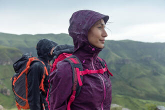 How to choose a waterproof hiking jacket - teaser