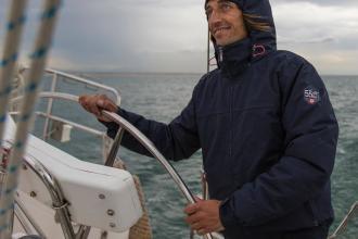 航海|搭重型帆船溫暖地航海