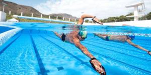 plaquettes natation piscine